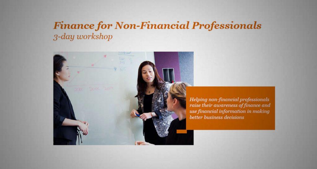 Finance for Non-Finance Professionals - 7
